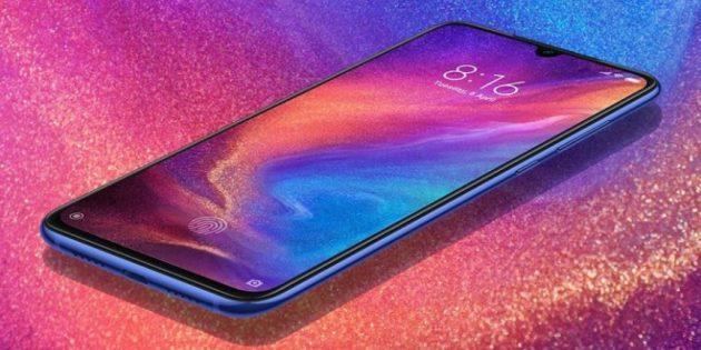 Характеристики Xiaomi Mi 9: экран
