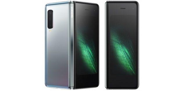 Galaxy Fold: В режиме смартфона