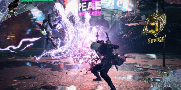 О чём будет Devil May Cry 5