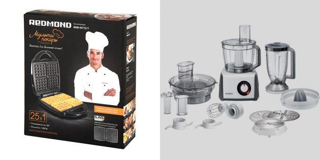 Что подарить девушке на 8Марта: мультипекарь или кухонный комбайн
