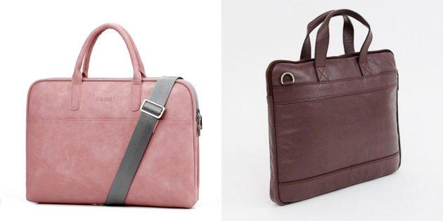 Что подарить жене на 8Марта: сумка для ноутбука