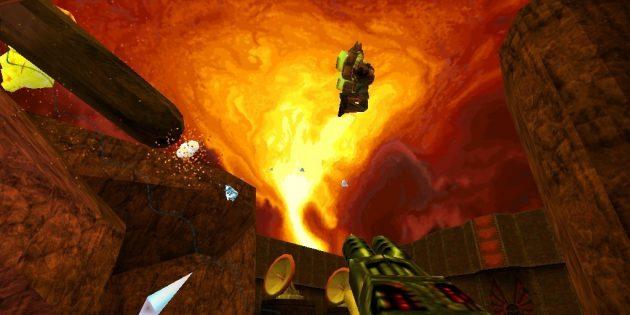 Старые игры на ПК: Quake II