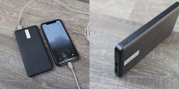 ПауэрбанкApollo Traveller: ёмкость встроенной батареи достигает 96%