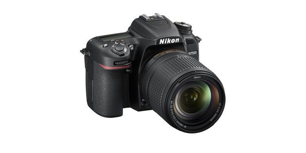 Фотоаппарат Nikon D7500DSLR