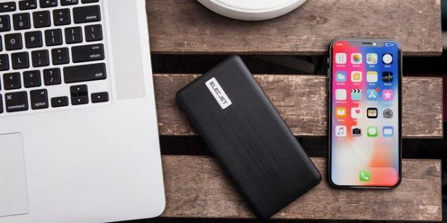 ПауэрбанкApollo Traveller для подпитки ноутбуков и телефонов