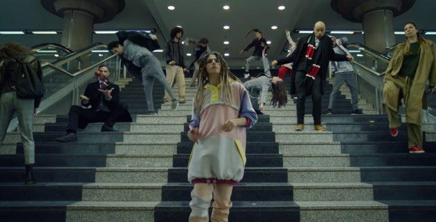 Видео дня: ремейк легендарного клипа Freestyler от Bomfunk MC's