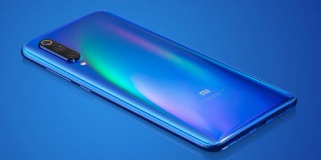 Характеристики Xiaomi Mi 9: аккумулятор