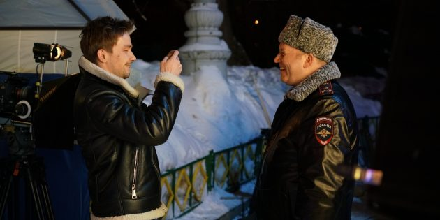 «Полицейский с Рублёвки» против«Человека-паука»