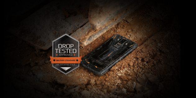 Doogee S90: Защита