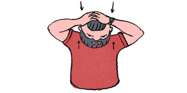 Как избавиться от боли в мышцах, если болит шея