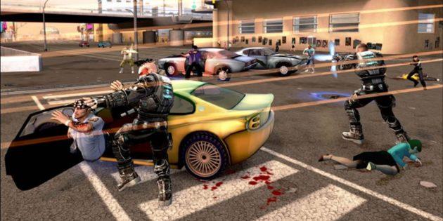 Проект Crackdown доступен для Xbox 360 и Xbox One