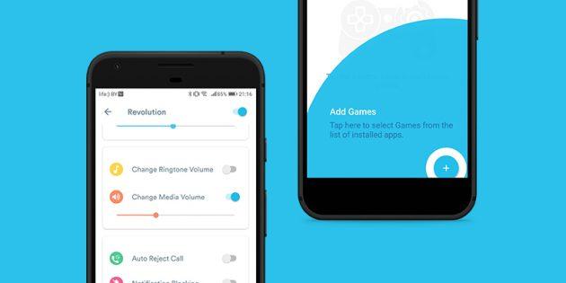 Gaming Mode поможет оптимизировать смартфон под игры