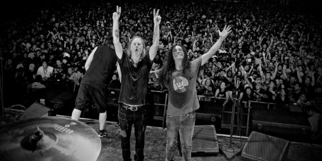 На концерты в России 2019год обещает быть щедрым: Alice in Chains