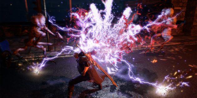 Devil May Cry 5: системные требования