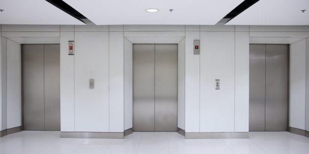 На волосок от смерти: Лифт
