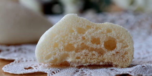 Аквафаба в кулинарии: безе
