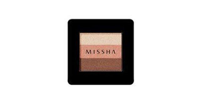 Палетка теней от MissHa