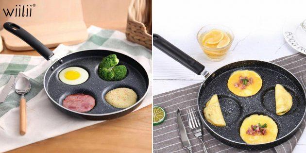 Сковородка для завтраков