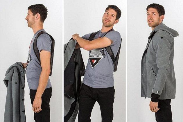 Скрытый рюкзак