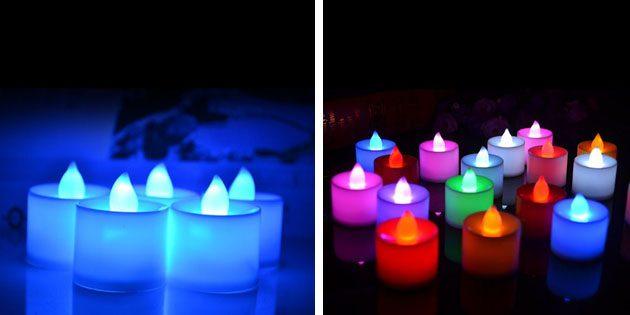 Светодиодная свеча