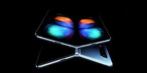 Samsung показала возможности Galaxy Fold в ASMR-ролике