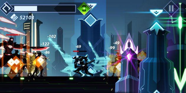 Игра-слэшерOverdrive Premium