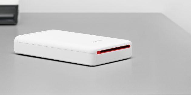 Pocket Photo Printer: Общий вид принтера