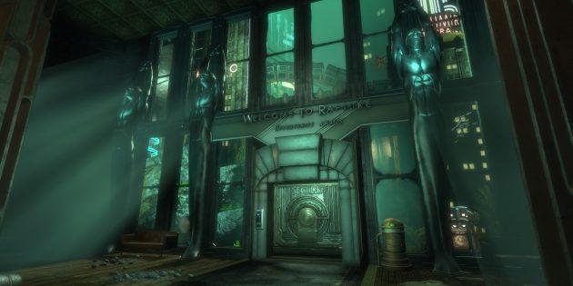 Лучшие шутеры на ПК: BioShock
