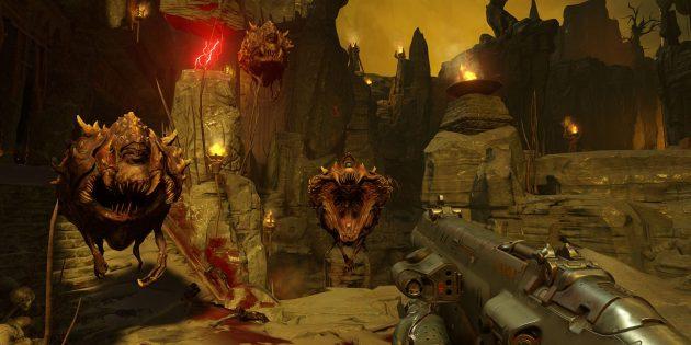 Лучшие шутеры на ПК: Doom
