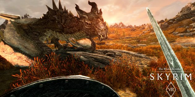 Игра года в виртуальной реальности