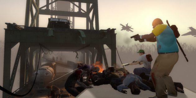 Лучшие шутеры на ПК: Left 4 Dead 2