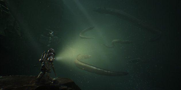 The Sinking City: Риду придётся сражаться с чудовищами, которых принёс потоп