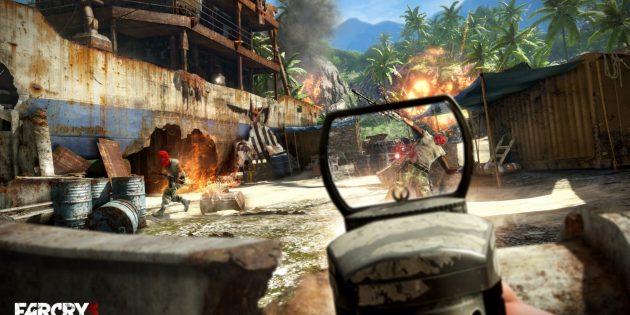 Лучшие шутеры на ПК: Far Cry 3