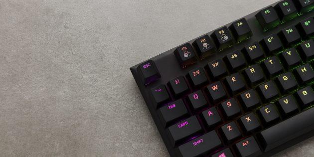 Что такое механическая клавиатура