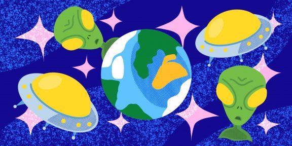 ТЕСТ: Вы точно с планеты Земля? Докажите!