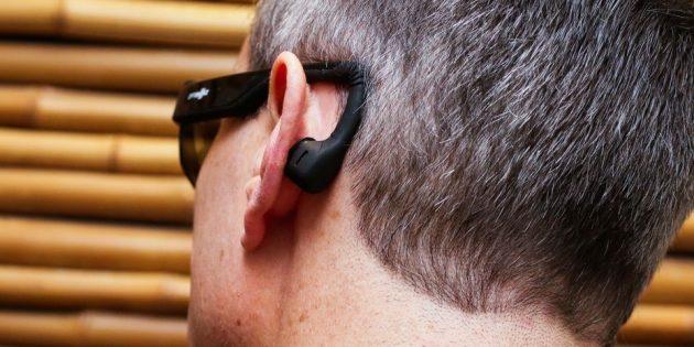 Штука дня: очки-гарнитура с костной проводимостью звука и сменными линзами