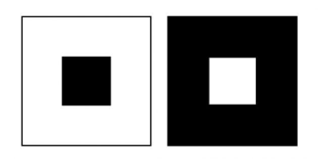 Зрительное восприятие: иллюзия освещения