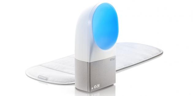 Идеальный сон: система контроля сна Withings Aura