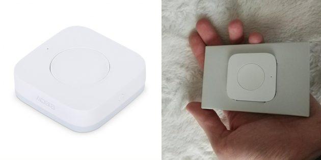 Беспроводная кнопка-выключатель
