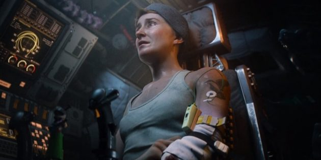 Антология «Любовь, смерть и роботы»: Helping Hand («Рука помощи»)