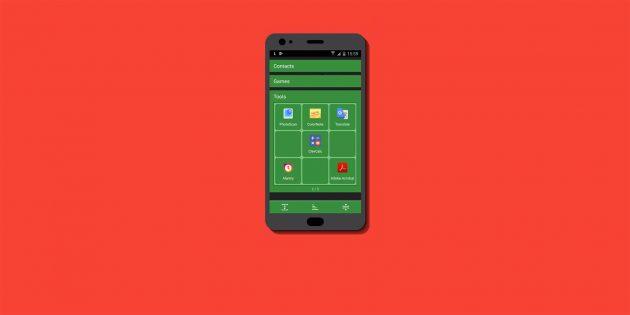 Launchapp для Android — плавающая кнопка с быстрым доступом к самым нужным приложениям