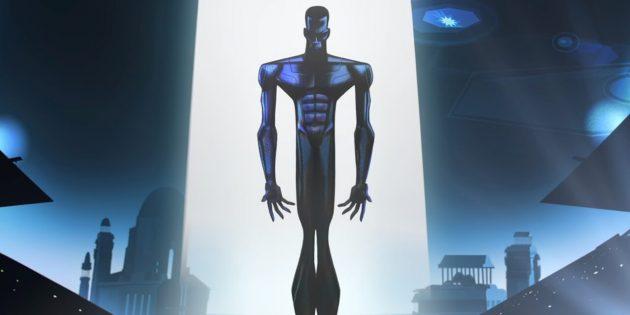 Антология «Любовь, смерть и роботы»: Zima Blue («Зима Блю»)