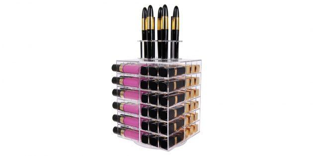 Подарок на 8Марта: органайзер для косметики