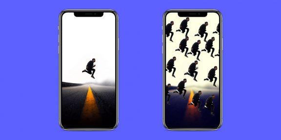 Приложение Makaron уберёт фон и добавит двойников на любом фото