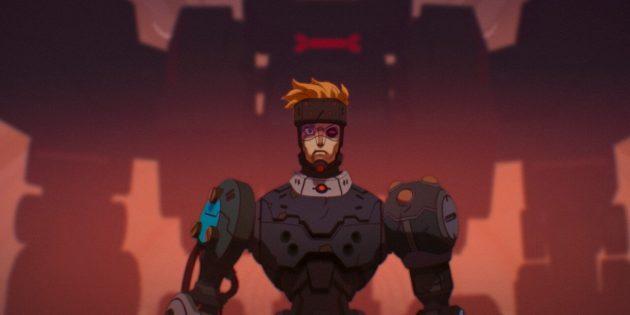 Антология «Любовь, смерть и роботы»: Blindspot («Слепое пятно»)