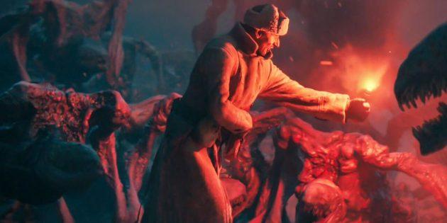 Антология «Любовь, смерть и роботы»: Secret War («Тайная война»)