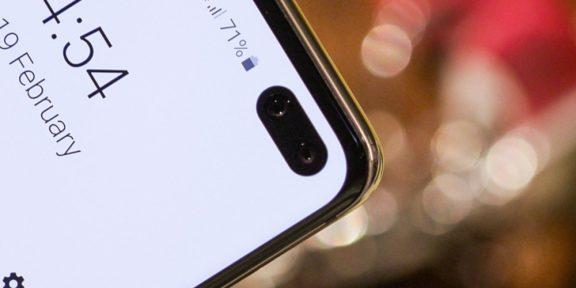Систему распознавания лица в Galaxy S10 обошли с помощью фото и видеоролика