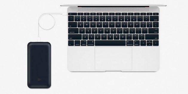 Внешний аккумулятор для MacBook: Проверьте поддержку нового стандарта питания
