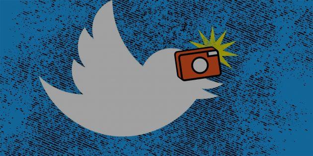 В приложении Twitter появилась встроенная камера