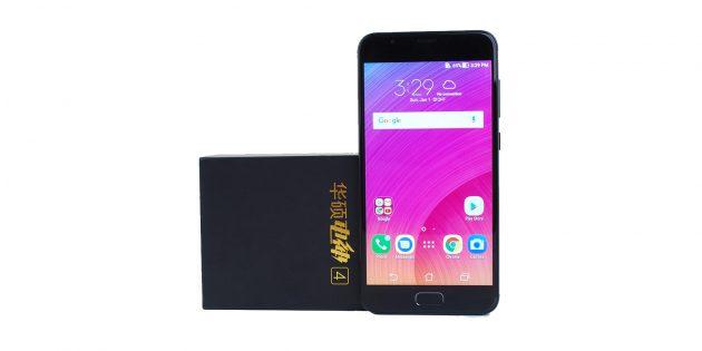ASUS Zenfone 4Max Plus